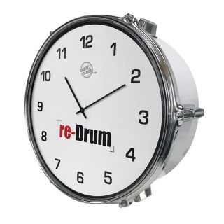 re-Drum Uhr