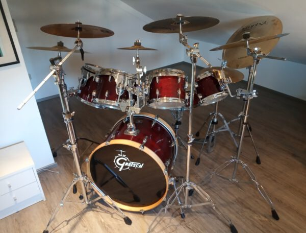 Lohmar - Gretsch Catalina Ash Schlagzeug Drumset + Istanbul/Meinl/Anatolian + Iron Cobra!